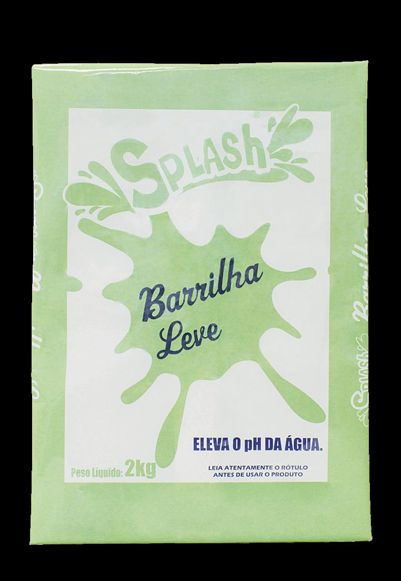 Splash Barrilha Leve