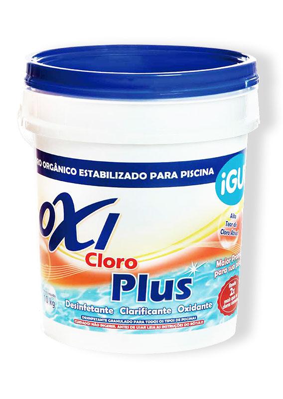 Oxi Cloro Multiação 10kg