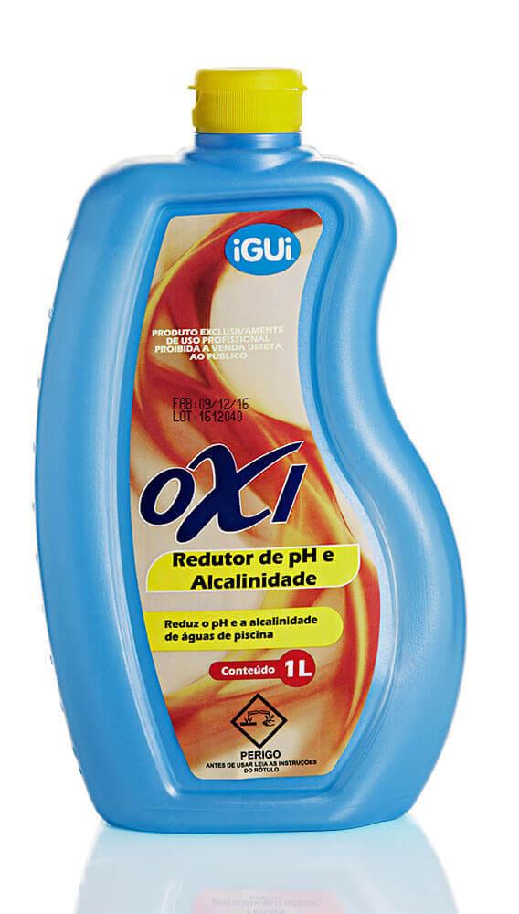 Oxi Redutor de Alcalinidade e pH
