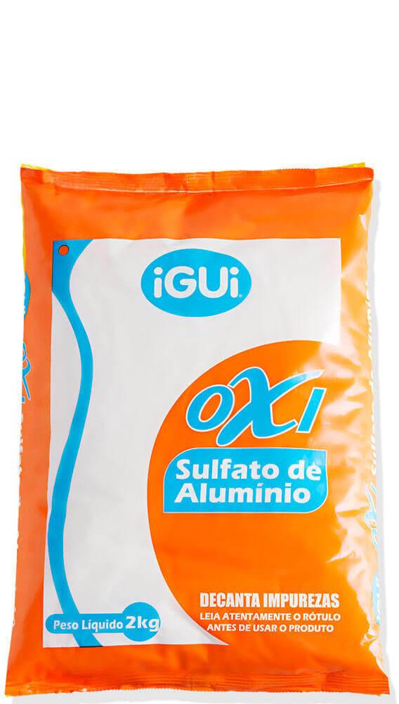 Oxi Sulfato de Alumínio