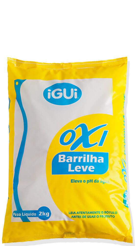 Oxi Barrilha Leve